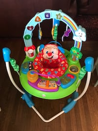 Fisher price jumper like new  Boston, 02128