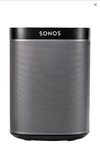 Sonos Play:1 Wireless Speaker Alexandria, 22315