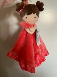 NWT  plush doll Fairfax, 22030