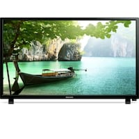 black and gray flat screen TV Orlando, 32801