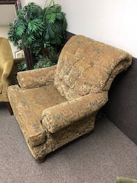 Huge comfortable reading chair!