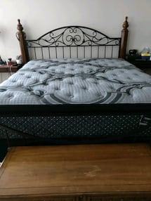 MATTRESS and box. NOT A STORE- NO HOURS- NO EMPLOYEES SAVES YOU MONEY.