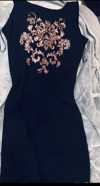 Dress  size M in Black Mississauga, L5M 4E1