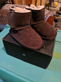 Baby EMU boots size 12-18 months Kitchener, N2E
