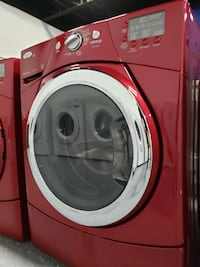 Washer Whirlpool Mod WFW9250WR with Warranty! Toronto