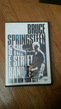 Bruce Springsteen concert in New York Indianapolis, 46203