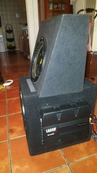 black Sony home theater system Bell Gardens, 90201