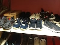 four pairs of Air Jordan basketball shoes Hagerstown, 21740