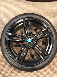 New BMW 22 inch gloss blck (Only 1) Rocky Point, 11778