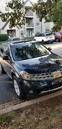 2007 Nissan Murano Washington