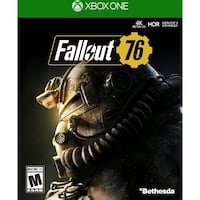 Fallout 76 Xbox one pre owned 376 mi