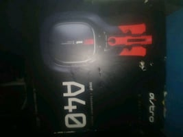 A40 PC Gaming Headset