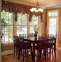 Curtains 3 panels as is see image Boca Raton, 33428