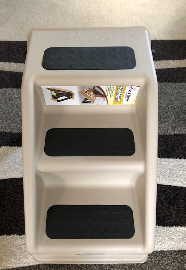 NEW!! Up & Under steps for your pet 814ddd05-6b10-4fb4-a215-1f6597403512