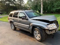 Jeep - Grand Cherokee - 2001 parts or fix Brewerton