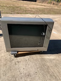 Large Toshiba TV with remote Tyler, 75703