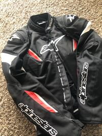 Alpinestars Motorcycle textile jacket Baltimore, 21206
