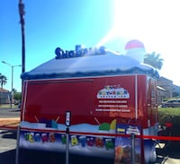 SHAVED ICE / FOOD TRUCK TRAILER Henderson