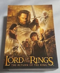 Lord of the Rings-Return of the King Card