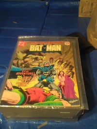 Selling or trading my comic book collection,
