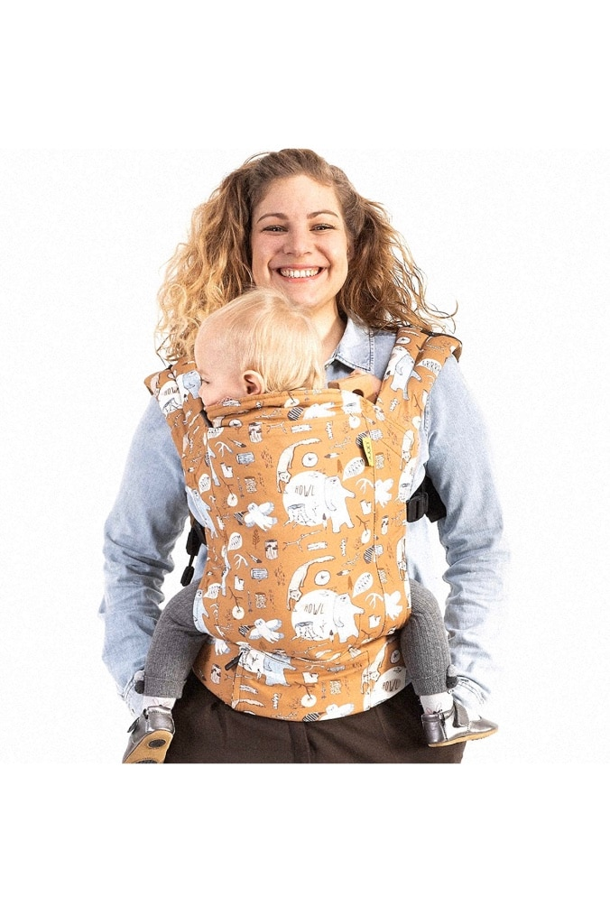 Photo Boba Baby Carrier (Classic 4GS - Call of The Wild)