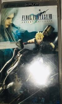 FINAL FANTASY VII DVD Castro Valley, 94546