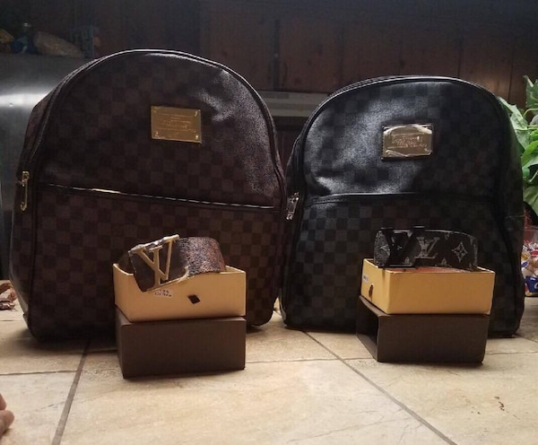 Used Designer Bags With Belts For