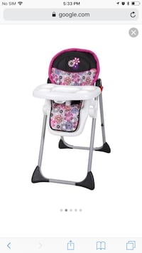 Baby high chair Raleigh, 27606