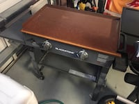 Black and brown gas grill Ruskin, 33570