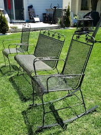 3 Iron Outdoor  Furniture msg