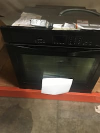 Whirlpool electric wall oven