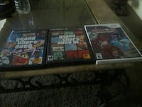 two Sony PS3 game cases Houston, 77089