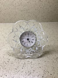 Crystal Staiger Quartz Clock