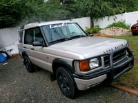 1999 Land Rover Discovery Sterling