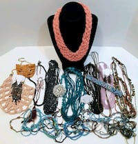 Seed Bead Jewelry Lot  Vancouver, 98684