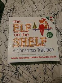 The Elf on the Shelf A Christmas Tradition book Calgary, T1Y 7B5