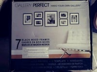Gallery Perfect 7piece wood frame set Rockville, 20850