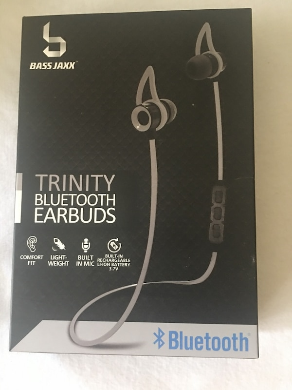Bluetooth earbuds 1