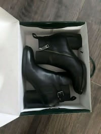 Ralph Lauren - Leather booties - Size 7.5 Pickering, L1V 3A9