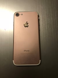 Rose gold iphone 7 with box Wimauma, 33598