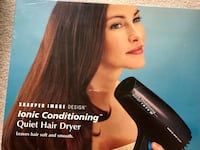 Ionic Conditioning Quiet Hair Dryer, NEW IN BOX Alexandria, 22315