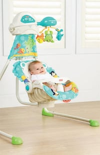 fisher price cradle and swing  RICHMOND