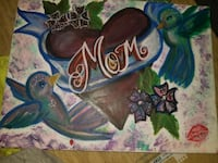 Mothers day painting Orlando, 32809