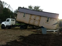 BUILDING/SHED MOVER 397 mi