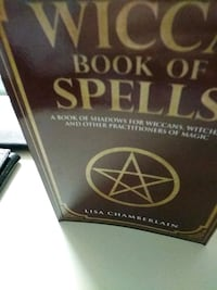Wicca spell book Hampton, 23666