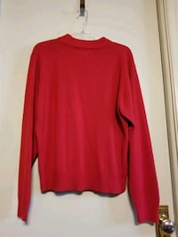 Sag Harbor red sweater top size L Milwaukee, 53202