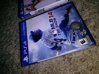 UFC $15 MLB 14 The Show $10 NEED FOR SPEED $5 Vista, 92081