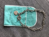 Necklace Tiffany Heart Tag Toogle Necklace Alexandria, 22314