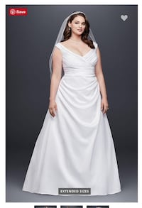 Wedding dress London, N5V 3V8