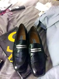 pair of black leather dress shoes Hyattsville, 20783